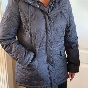 Kenneth Cole Reaction puffer coat